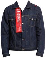 Diesel Nhill Coco Cola Denim Jacket