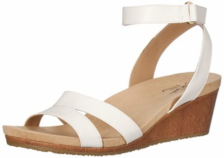 LifeStride Women's MAX Wedge Sandal