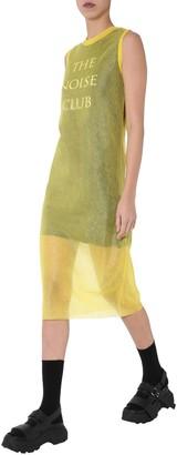Mcq Swallow Pencil Dress