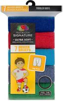 Fruit of the Loom Toddler Boy 7-pk. Signature Ultra Soft Boxer Briefs