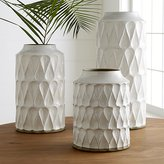 Crate & Barrel Kora Vases