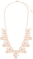 Accessorize Penelope Resin Round Necklace