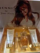 JENNI BY JENNI RIVERA EAU DE PERFUME SPRAY /3.4 FL.OZ.& 10ML .34 FL.OZ, 3.3 OZ. BODY LOTION, 3.3 OZ. SHOWER GEL by Jenni