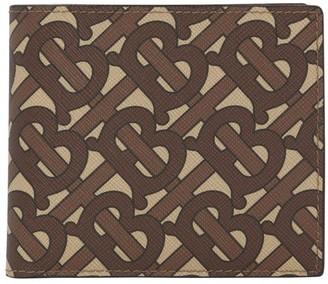 Burberry TB monogram wallet