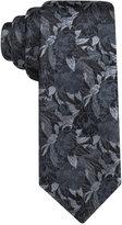 Alfani Men's Rose Floral Slim Tie, Only at Macy's