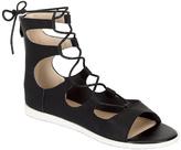Refresh Black Wanda Gladiator Sandal