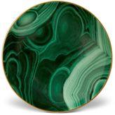 L'OBJET Malachite Small Plate