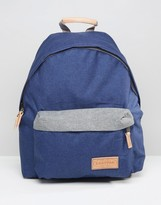 Eastpak Padded Pak'r Backpack In Colour Block