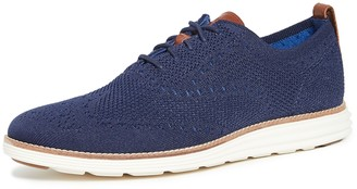 Cole Haan Original Grand Stitchlite Wingtip Oxford Shoes