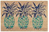 Nourison Greetings Pineapple Indoor/Outdoor Rug