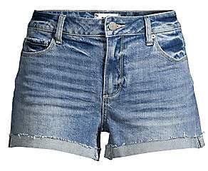 Paige Women's Jimmy Denim Cuff Shorts