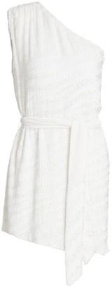 retrofete Ella Sequin Zebra Dress