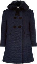 Monsoon Madeleine Tweed Coat