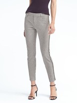 Banana Republic Sloan-Fit Tuxedo Stripe Pant