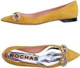 Rochas Ballet flats