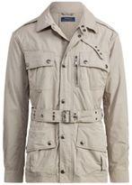 Ralph Lauren Water-Repellent Jacket Cycle Grey Xxl