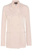 Isabel Marant Nessa linen-blend blazer