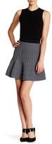 Rachel Roy Scarf Print Skirt
