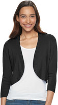 Apt. 9 Women's Solid Cropped Shrug