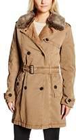 Camel Active Women's Coat - Beige -