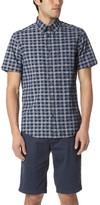 Ben Sherman Short Sleeve Mod Check Shirt