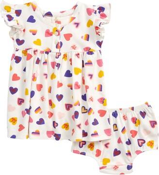 Tucker + Tate Flutter Sleeve Dress