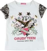 Gaudi' GAUDÌ T-shirts - Item 12013756