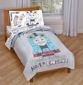 Mattel Thomas Bedding (Gray Toddler Set)