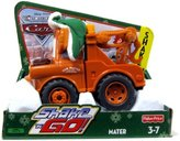 Disney Pixar Cars Shake N Go Limited Edition Mater in Winter Attire by