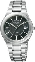Citizen Forma CITIZEN watch FORMA forma Eco-Drive eco-drive pair model FRA59-2201 men's watch