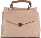 Nude Neely Bag Spongy Patent
