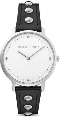 Rebecca Minkoff Studded Band Major Watch, 35mm