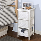 Honey-Can-Do 3-Drawer Accent Chest