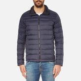 Calvin Klein Opack Packable Down Jacket Night Sky
