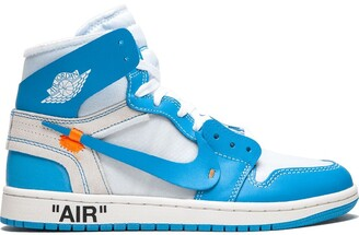"Nike x Off-White Air Jordan 1 Retro High ""Off-White"