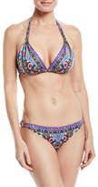 Camilla Printed Two-Piece Bikini Swim Set