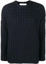 Victoria Victoria Beckham crew neck sweatshirt