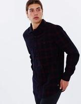 Globe Corded LS Shirt