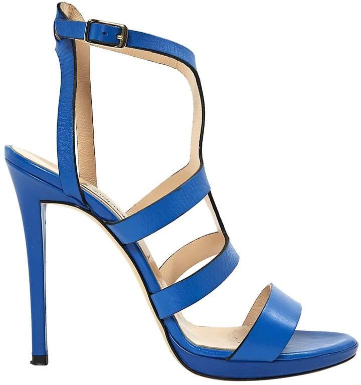 Alberto Moretti Leather sandals