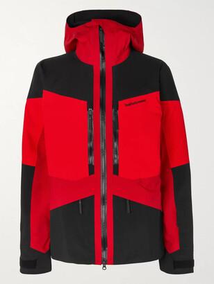Peak Performance Gravity Colour-Block Gore-Tex Ski Jacket