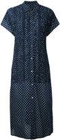 Zucca dots print dress - women - Cotton - L