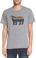 Altru Men's 'Big Bear' Graphic T-Shirt