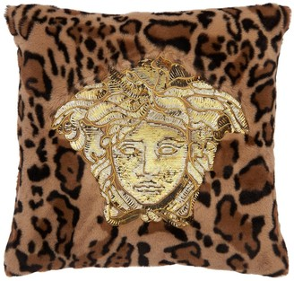 Versace Medusa Royale Pillow