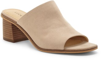 Lucky Brand Lutena Slide Sandal