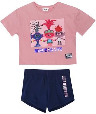 M&Co Trolls pyjamas (3-10yrs)