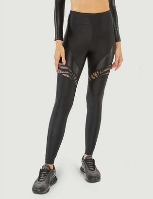 Koral Vera Energy high-rise stretch-jersey leggings