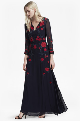 French Connection Amore Sequin Maxi Dress