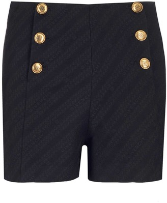 Givenchy Buttoned Shorts