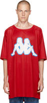 Faith Connexion Red Kappa Edition T-shirt