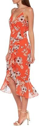 Bardot Loretta Maxi Dress (Poppy) Women's Dress